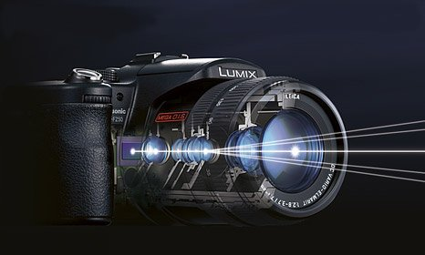 Lumix DMC-FZ50